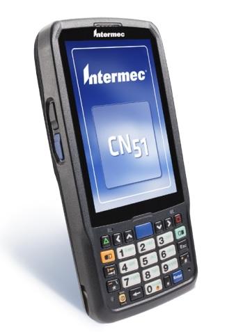 Intermec CN51 移动终端