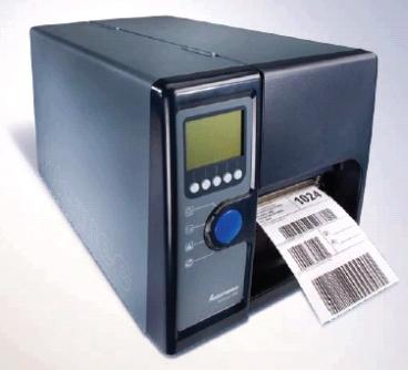 易腾迈Intermec PD42 打印机如何恢复出厂设置